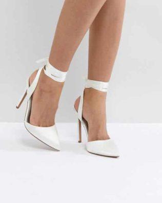 Piper Bridal High Heels